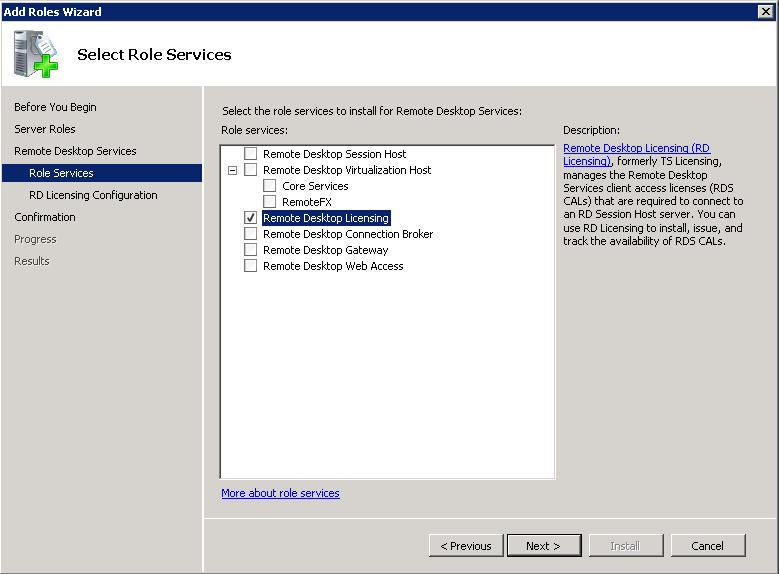 Windows 2008 remote desktop services install mode how to reinstall windows media player for vista home premium