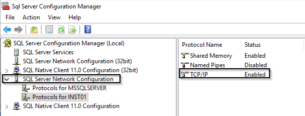 how to close specific tcp port