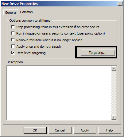 Mapping Drives with Group Policy Preferences - ShabazTech