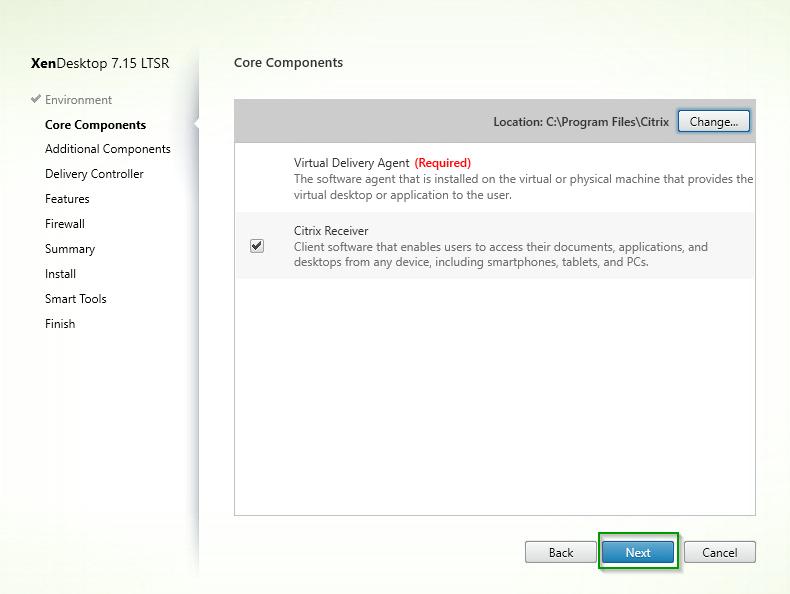 Installing Citrix XenApp and XenDesktop 7 15 LTSR - ShabazTech